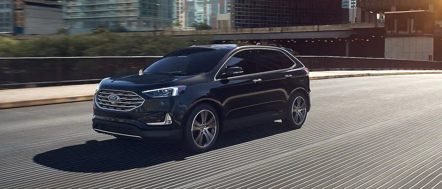 2020 Ford Edge Agate Black