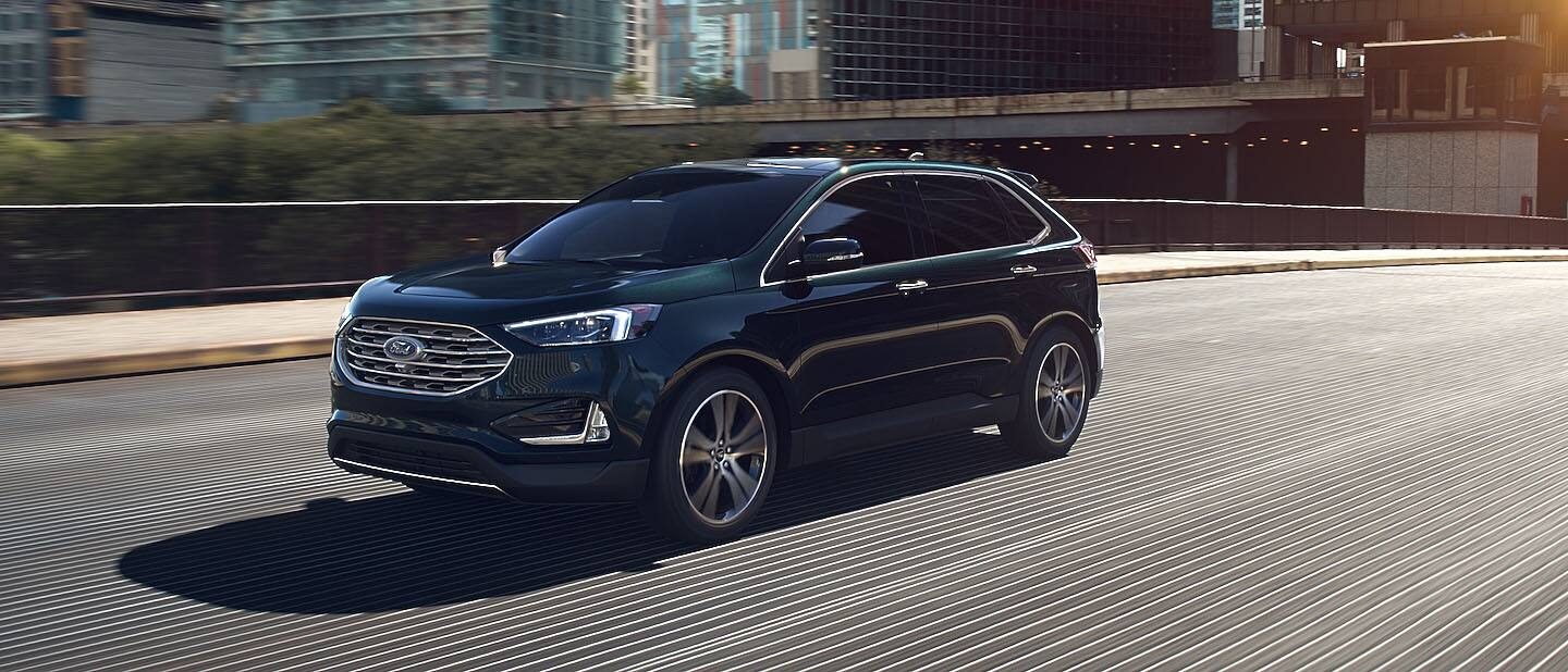 2020 Ford Edge Dark Persian Green